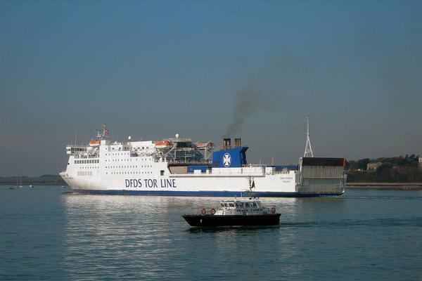 harwich esbjerg ferry